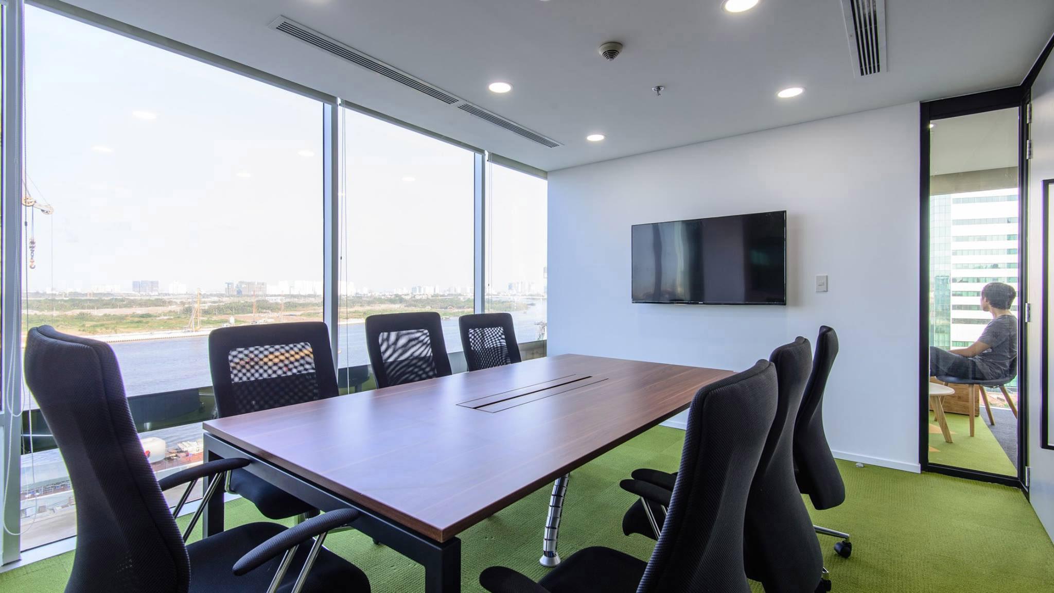 Thiết kế văn phòng Vinaglue JSC