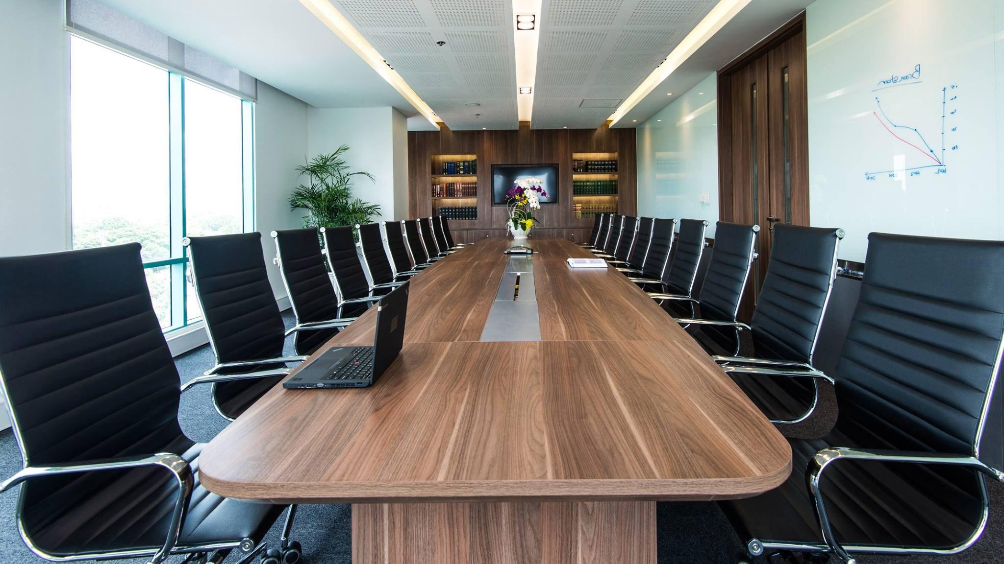 Cách thiết kế nội thất văn phòng có diện tích không giới hạn