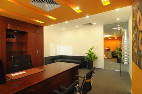 Tiết lộ bí kíp thiết kế nội thất văn phòng giám đốc hoàn hảo